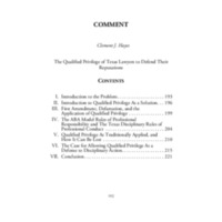 Hayes-CommentFinal.pdf